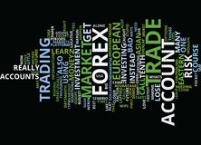 Forex The Future Investment Text Background  Word Cloud Concept Royalty Free Stock Photos