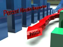 Forex PAMM. FOREX Percent allocation management module Stock Photos
