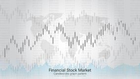 Forex stock market investment trading concept. Royalty Free Stock Image