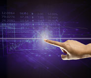 Forex trading Royalty Free Stock Image