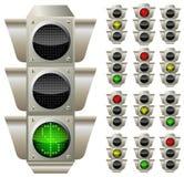 Forex traffic Stock Image