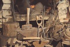 forge Image libre de droits