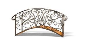 Forged Bridge Royalty Free Stock Image
