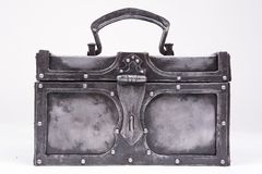 Forged chest Stock Photo
