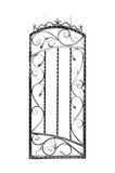 Forged gate door. Stock Photography