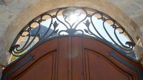 Forged metali produkty Naliczek dla drzwi, bramy zdjęcie wideo