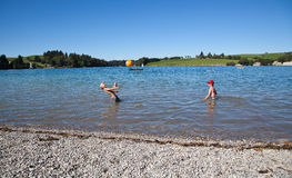 Forggensee Stock Photography