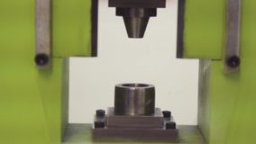 Drop forged hammer forging stock video  Video of detail - 116744969