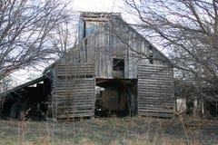 Forgotten Barn Stock Image
