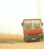 Forgotten bus Stock Photos