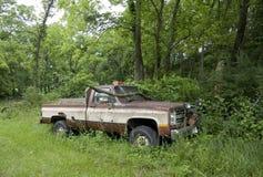 Forgotten car Royalty Free Stock Photography