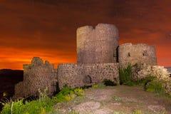 The forgotten castle Royalty Free Stock Photos
