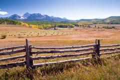 Forgotten Farm Stock Photo