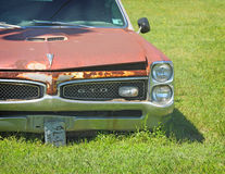 Forgotten GTO Royalty Free Stock Images