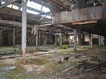 Forgotten places royalty free stock photos