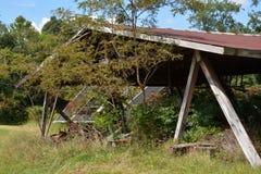 Forgotten sawmill Royalty Free Stock Photos