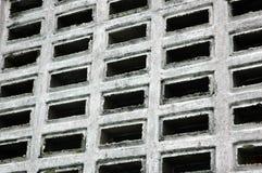 Fori di ventilazione Fotografia Stock