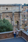 Fori Imperiali, Рим, Италия Стоковое Фото
