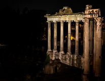 Fori Imperiali. Of ancient Rome Stock Image