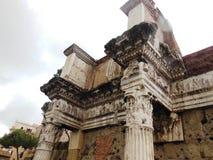 Fori Imperiali i Rome royaltyfri fotografi