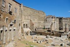 Fori Imperiali in Rome royalty-vrije stock fotografie