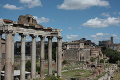 Fori Imperiali Stock Images