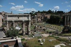 Fori Romani Royalty Free Stock Image