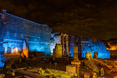 ForiImperiali Royalty Free Stock Photo
