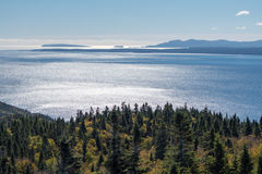 Forillon National Park, Gaspe Peninsula Royalty Free Stock Photo