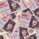 Венгерский forint Стоковая Фотография