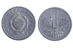 Forint coins Royalty Free Stock Image