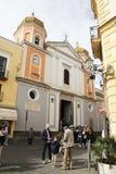 Forio church Stock Photo