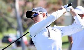 Forjador de Sarah jane en el torneo 2015 del golf de la inspiración de la ANECDOTARIO fotografía de archivo
