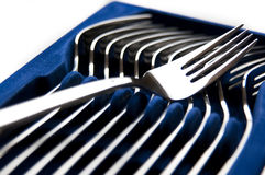Fork Royalty Free Stock Photography