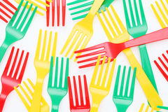 Fork Royalty Free Stock Photo