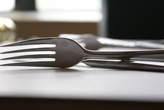 The fork Stock Images