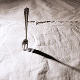 A fork Royalty Free Stock Image