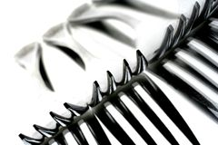 Fork Abstract Background Stock Photography