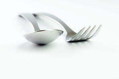 Free Fork And Spoon Stock Photography - 37760112