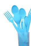 Fork de la cuchara Fotos de archivo