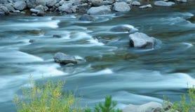 Fork del sur del río de Payette Imágenes de archivo libres de regalías