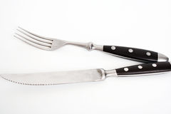 Fork and knife 3 Stock Photography