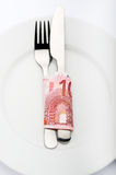 Cheap meal Royalty Free Stock Photo