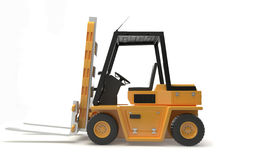 Fork lift Stock Image