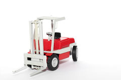 Fork lift toy car #2 Stock Images