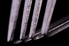 Fork Macro Royalty Free Stock Photo