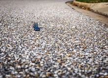 Fork in the Road Royalty Free Stock Photo