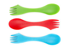 Fork Spoon And Knife. Stock Images
