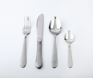 Fork, spoon, knife Royalty Free Stock Photos