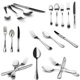 Fork Spoon Silverware Royalty Free Stock Image